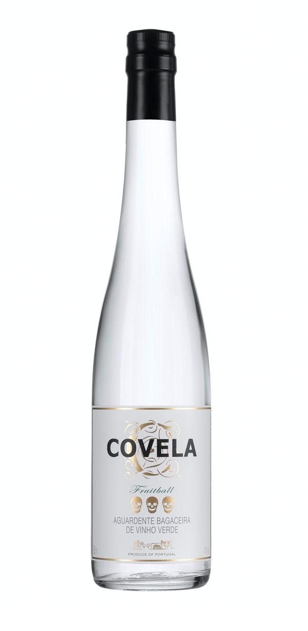 """Covela Aguardente Bagaceira """"Fruitball"""""""